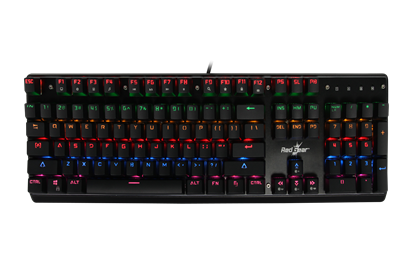 buy REDGEAR MK881 NVADOR MECH KEYBOARD WITH KAILH SWITCHES :Number Keys