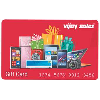 buy Vijay Sales Gift Card-1000 :