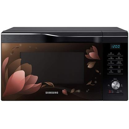 buy SAMSUNG MW MC28M6036CB (28 L) :Floral Pattern