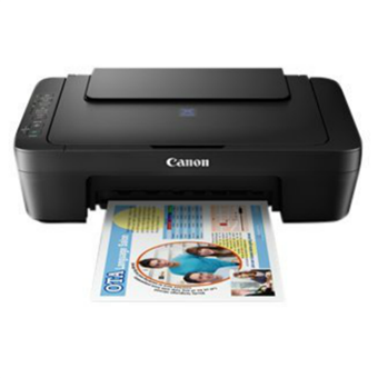 buy CANON PIXMA INK EFFICIENT PRINTER E470 :Canon