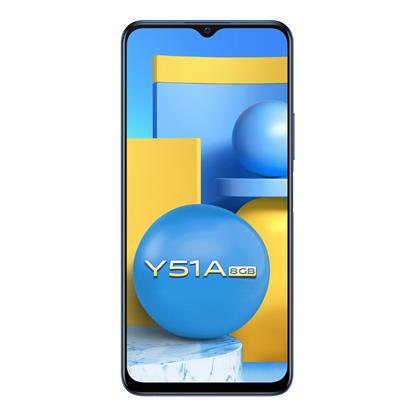 buy VIVO MOBILE Y51A 6GB 128GB TITANIUM SAPPHIRE :Android