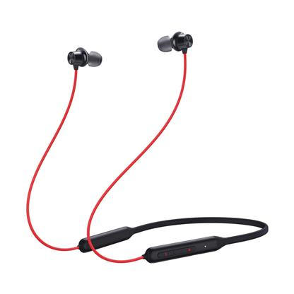 buy ONEPLUS BULLETS WIRELESS Z BASS EDITION REVERB RED :OnePlus