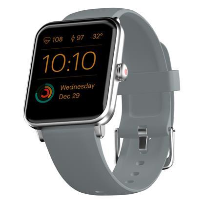 buy NOISE SMART WATCH COLORFIT PRO 3 SMOKE GREY :Smart Watches & Bands