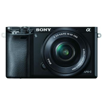 buy SONY DSLR CAMERA ILCE6000L 16-50MM :Sony