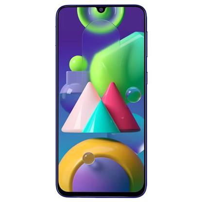 buy SAMSUNG MOBILE GALAXY M21 M215FD 4GB 64GB BLUE :Samsung