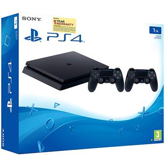 buy SONY PS4 1TB WITH CONTROLLER PS41TBADDCON :Sony