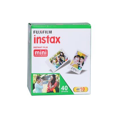 buy FUJIFILM INSTAX CAMERA VALUE PACK MINI 40 SHOTS :Fujifilm