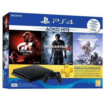buy SONY PS4 500 GB 3 GAME BUNDLE :Sony