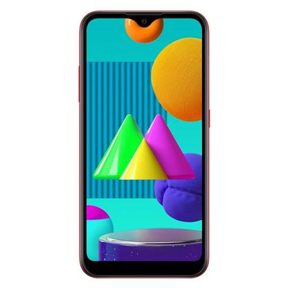 buy SAMSUNG MOBILE GALAXY M01 M015GD 3GB 32GB RED :Samsung