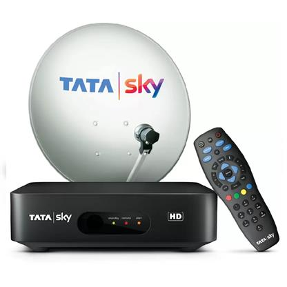 buy TATA SKY Hindi Lite (PACK) HD SET TOP BOX :TATASKY