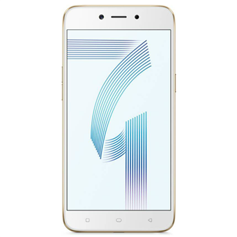 buy OPPO MOBILE A71 CPH1717 3GB 16GB GOLD :Oppo