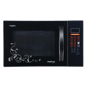buy WHIRLPOOL MW MAGICOOK 30L ELITE BLACK :Whirlpool