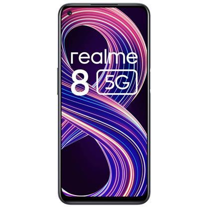 buy REALME MOBILE 8 5G RMX3241 4GB 128GB SUPERSONIC BLACK :Supersonic Black