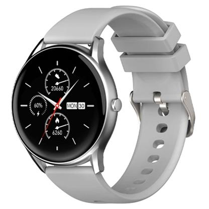 buy NOISE SMART WATCH NOISEFIT CORE SILVER GREY :Smart Watches & Bands