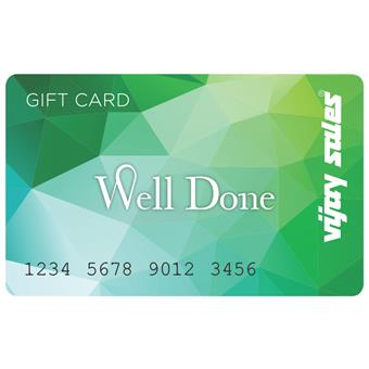 buy Vijay Sales Well Done Gift Card-25000 :