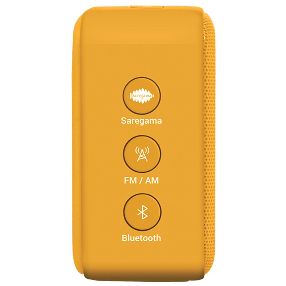 Saregama Carvaan Mini Gurbani Music Player (Saffron Orange