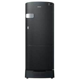 buy SAMSUNG REF RR20M2Z2XBS BLACK INOX :Samsung