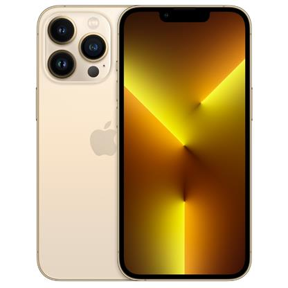 buy IPHONE MOBILE 13 PRO 128GB GOLD :Gold