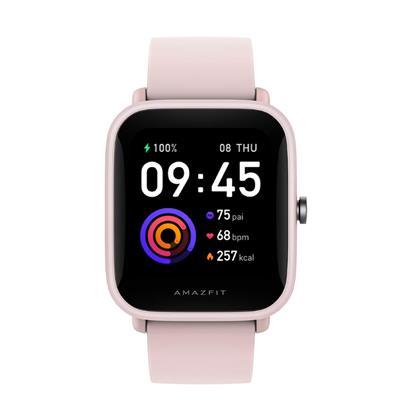 buy AMAZFIT SMART WATCH BIP U PRO PINK :Smart Watches & Bands