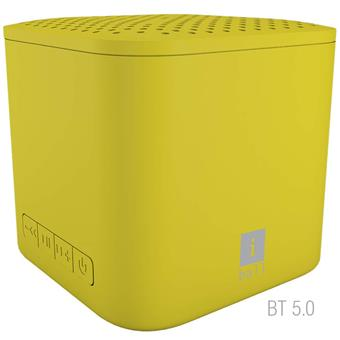 buy IBALL BT SPEAKER MUSI CUBE X1 YELLOW :IBall