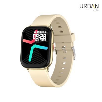 buy URBAN SMARTWATCH URBAN LITE Z GOLD :Smart Watches & Bands
