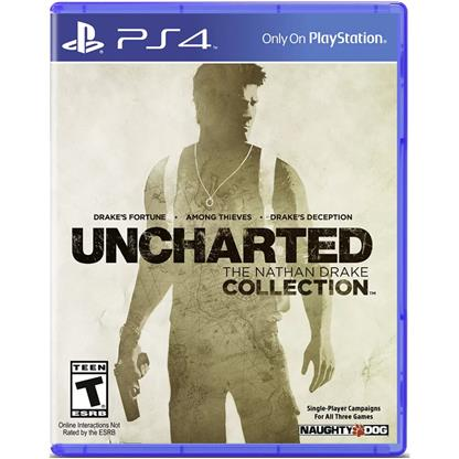 buy SONY PS4 GAME SOFTWARE UNCHARTED COLLECTION :Sony