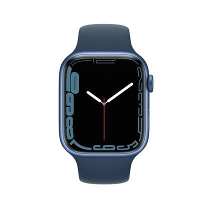 buy APPLE WATCH S7 45MM BLUE AL ABY SP GPS MKN83HN/A :Apple Watch