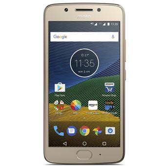 buy MOTOROLA MOBILE G5 3GB 16GB GOLD :Motorola
