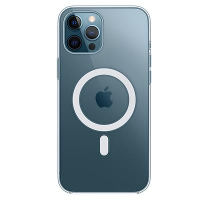 buy IPHONE 12 PRO MAX CLEAR CASE WITH MAGSAFE :Apple