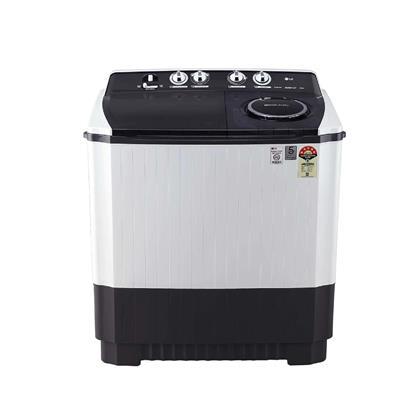buy LG WM P1055SGAZ DARK GREY (10 KG) :Semi Automatic