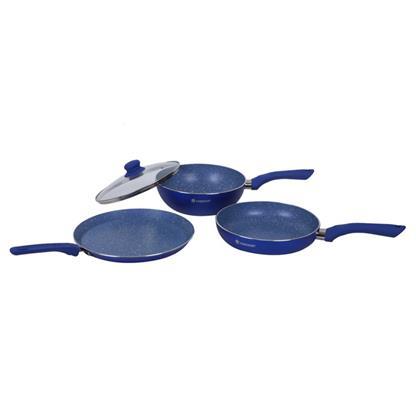buy WONDERCHEF ROYAL VELVET PLUS SET BLUE(63152299) :Wonderchef