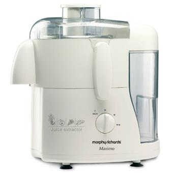 buy M/RCRD MAXIMO JUICE EXCTRACT 720004 :Morphy Richards