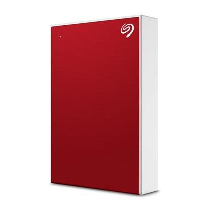 buy SEAGATE ONE TOUCH 4TB EXT HDD WITH PASSWORD PROTECTION RED :USB 3.0