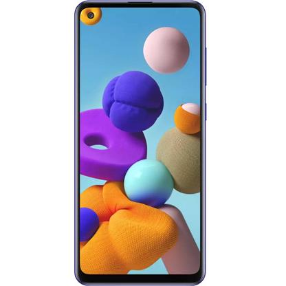 buy SAMSUNG MOBILE GALAXY A21s A217FG 6GB 64GB BLUE :Samsung