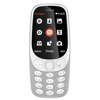 buy NOKIA MOBILE 3310 DS TA1030 NV GREY :Nokia