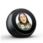 buy Amazon Echo Spot Portable Bluetooth Speaker (Black)