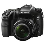 buy Sony Alpha ILCA68K DSLR Camera (18-55mm, Black)