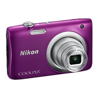 buy NIKON STILL CAMERA A100 PURPLE :Nikon