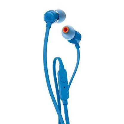 buy JBL EARPHONE T110 BLUE :JBL