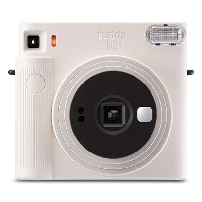 buy FUJIFILM INSTAX CAMERA SQ 1 STARTER KIT WHITE :Fujifilm