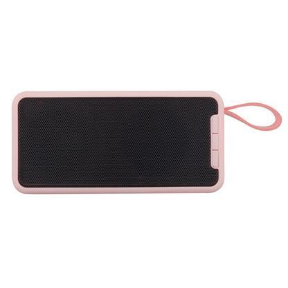 buy Stuffcool Beck Portable TWS (True Wireless Stereo) Bluetooth Speaker with Mic - Pink / Black :Stuffcool