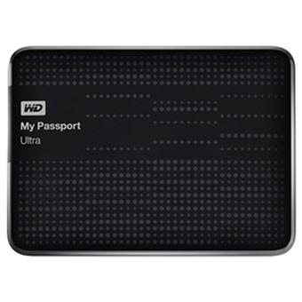 buy WESTERN DIGITAL HDD MY PASSPORT ULTRA 1TB BLACK :Western Digital