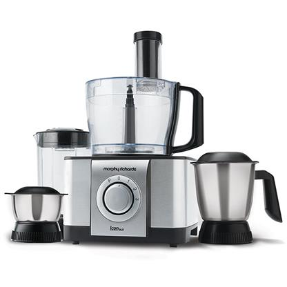 buy MORPHY RICHARDS ICON DELUXE FOOD PROCESSOR :Food Processor