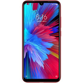 buy REDMI MOBILE NOTE 7S 3GB 32GB RUBY RED :XIAOMI