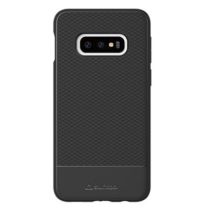 """buy Stuffcool Shield Armour Soft Back Case Cover for Samsung Galaxy S10e / S10 Lite (5.8"""" - 2019) - Black :Stuffcool"""