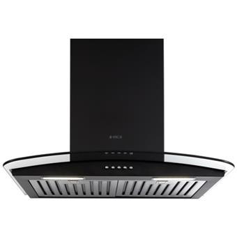 buy ELICA CHIMNEY GLACE TF ETB PLUS LTW 60 NERO PB LED :Elica