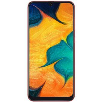 buy SAMSUNG MOBILE A30 A305FF 4GB 64GB RED :Samsung