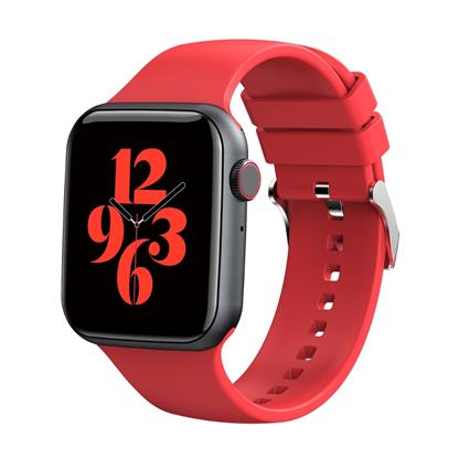 buy FIRE-BOLTT SMART WATCH RING BSW005 RED :Smart Watches & Bands