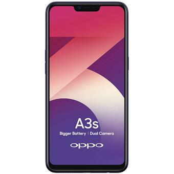 buy OPPO MOBILE A3S CPH1803 3GB 32GB PURPLE :Oppo