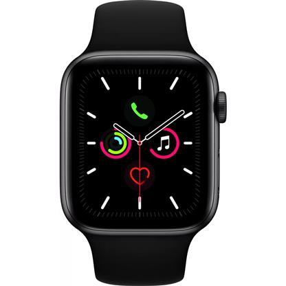 buy APPLE WATCH S5 44mm SG AL BLK SP CEL MWWE2HNA :Apple
